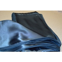 Satin Chair Sash - Slate Blue Pack of 5