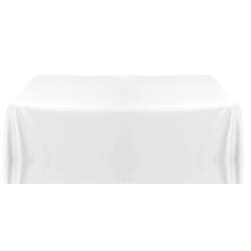 Tablecloth Rectangle 152x259cm - White